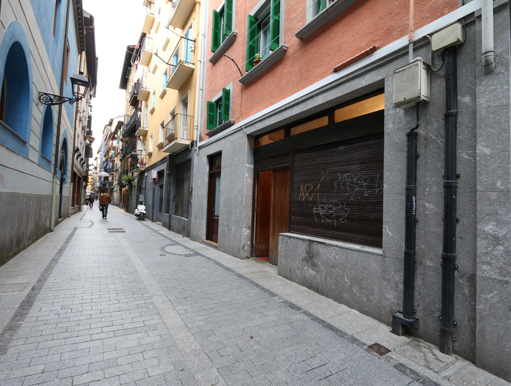 Local en venta en parte vieja, Tolosa, Tolosaldea, Gipuzkoa