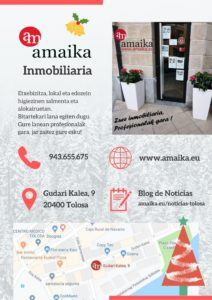 Revista Inmobiliaria Amaika Agencia Diciembre 2019