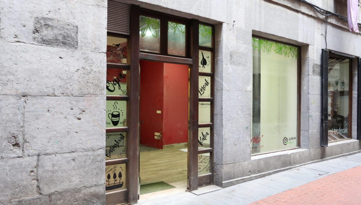 Local en venta en Tolosa parte vieja Gipuzkoa