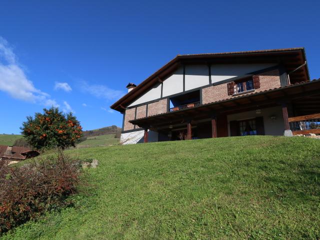 Villa unifamiliar en Belauntza, Gipuzkoa 1