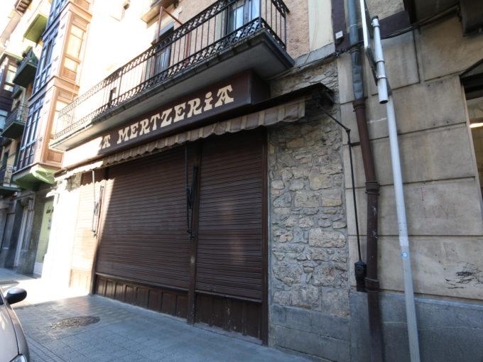 Local comercial en venta en Tolosa