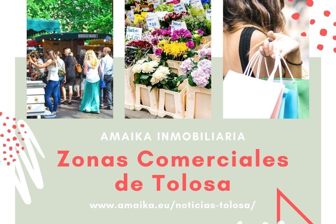 Zonas Comerciales de Tolosa
