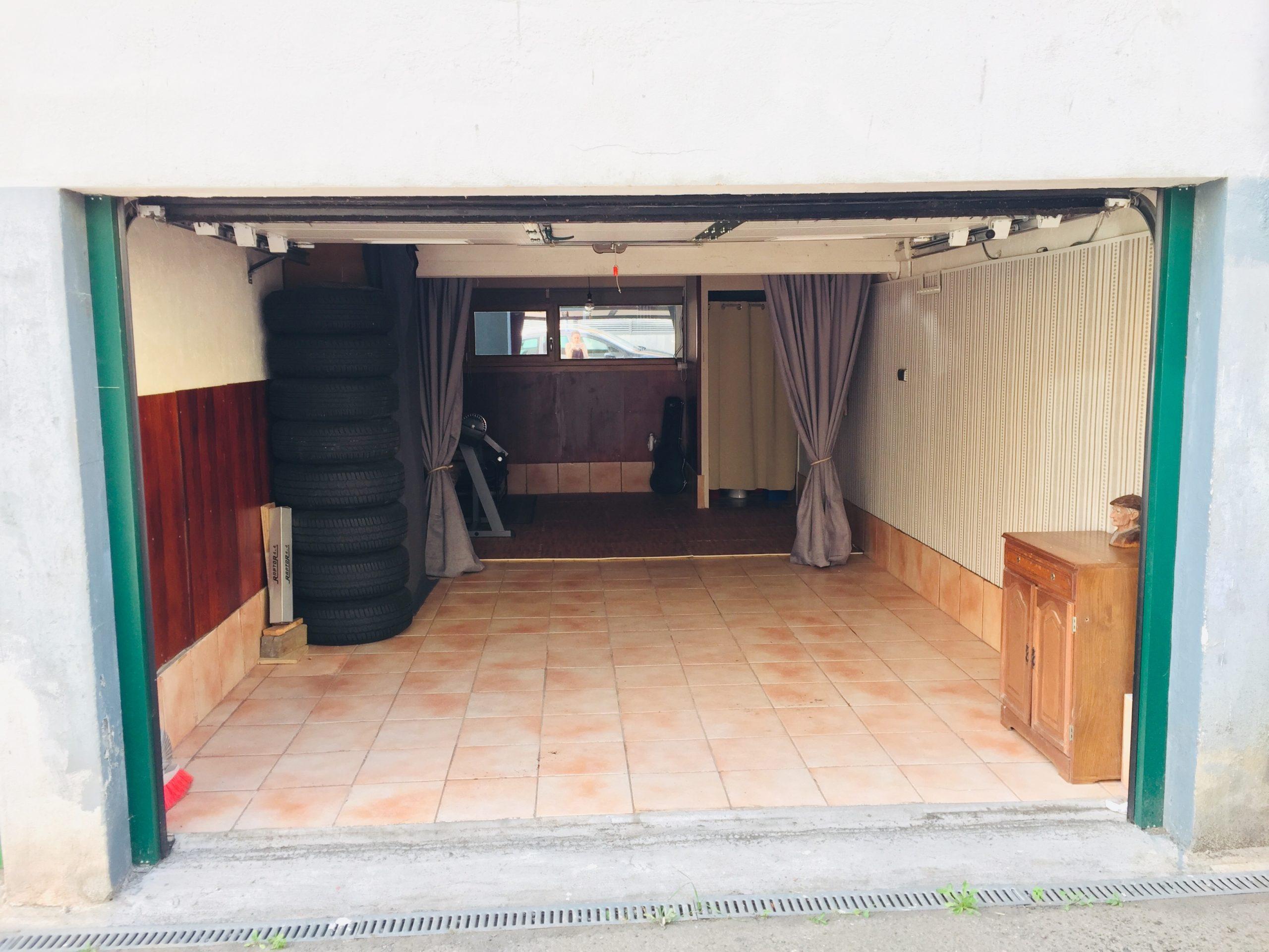 Garaje cerrado en venta en Ibarra, Argindegi