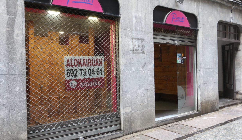 Alquiler de local comercial en calle Korreo, Tolosa, Gipuzkoa 7