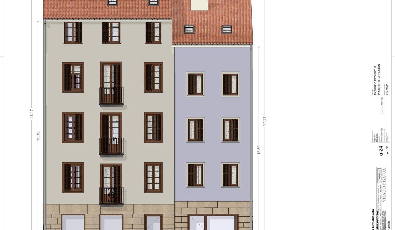 Piso en venta de nueva construcción, Tolosa, Gipuzkoa 1