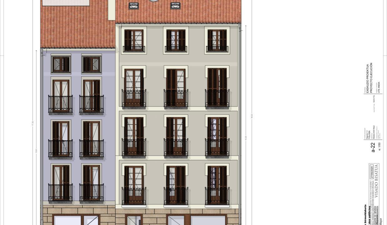 Piso en venta de nueva construcción, Tolosa, Gipuzkoa 2