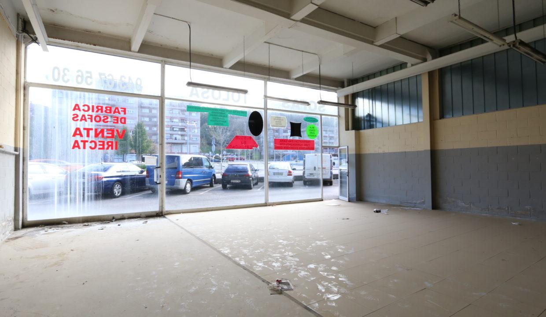 Pabellón en alquiler  en Poligono Usabal, Tolosa 1
