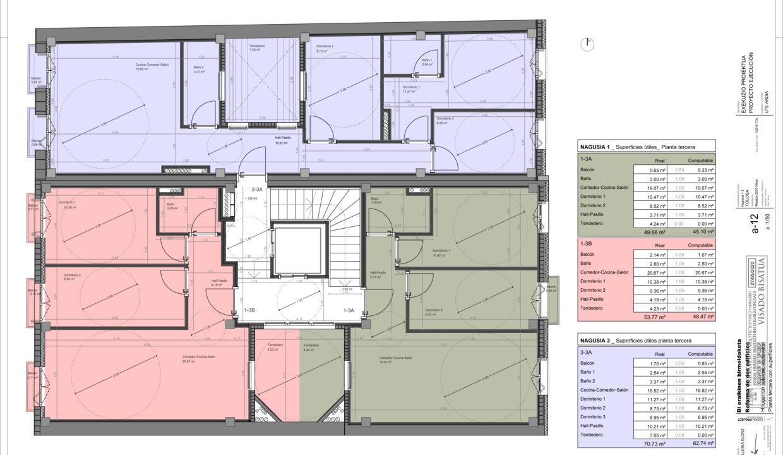 Piso en venta de nueva construcción, Tolosa, Gipuzkoa 3