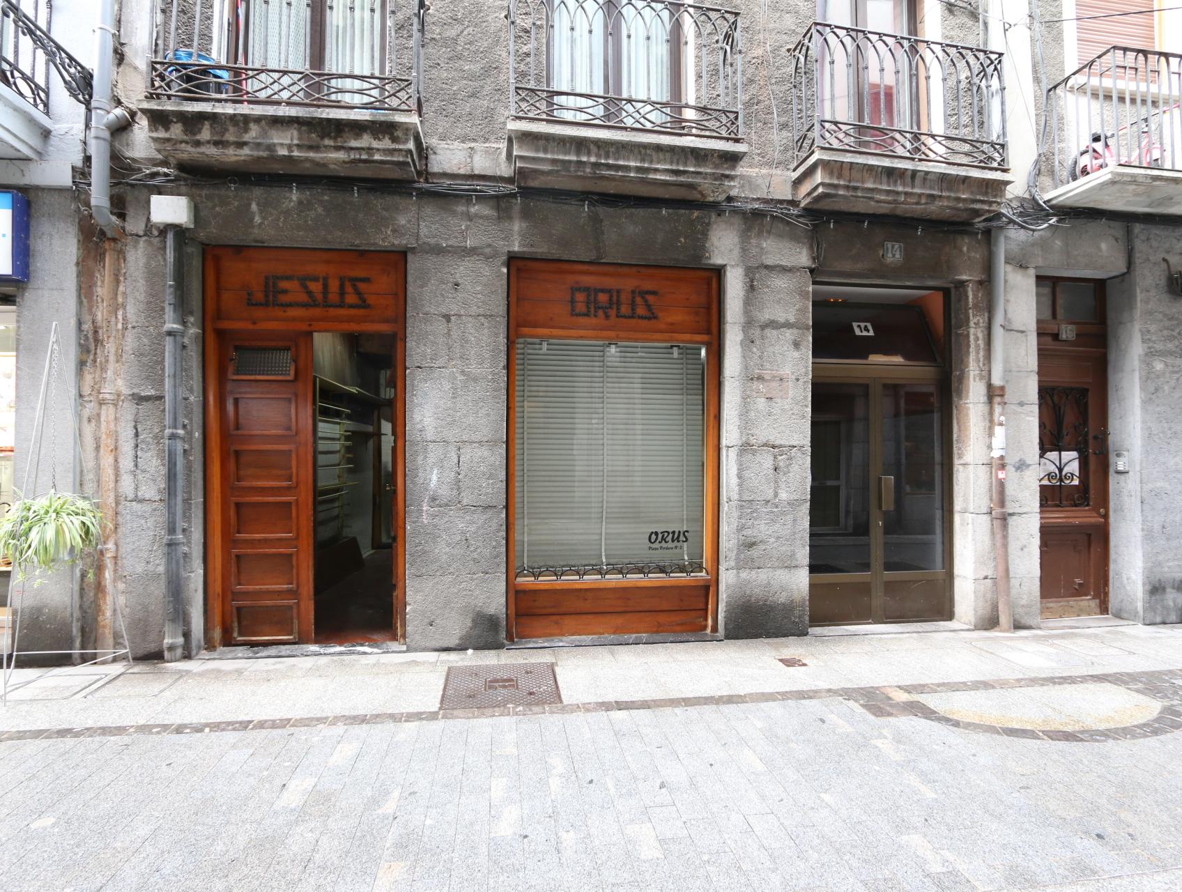 Local comercial en venta en Tolosa, Gipuzkoa