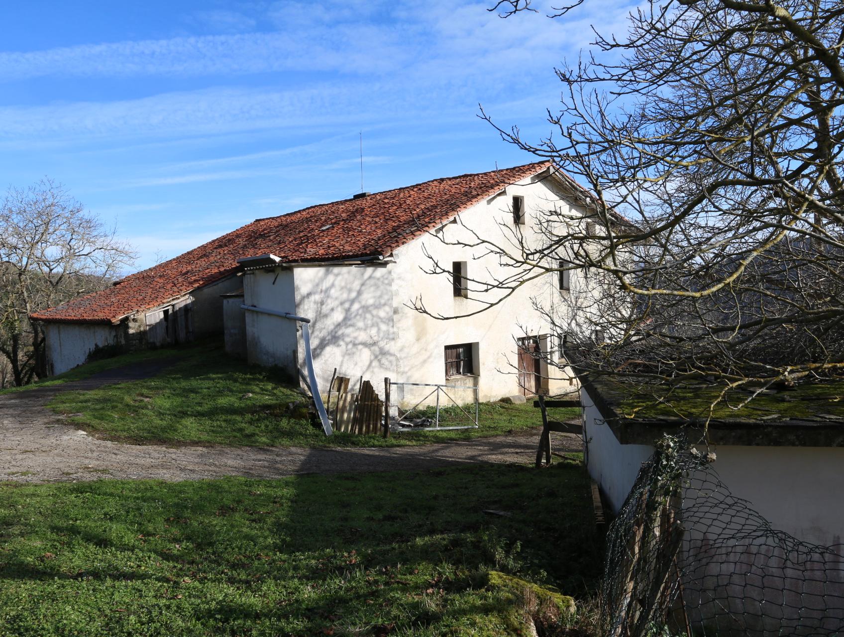 Caserío en venta en Albiztur, Tolosaldea, Gipuzkoa