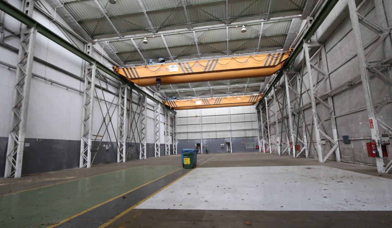 Excepcional pabellón de 985 m2 en alquiler en Polig. Usabal, Tolosa, Gipuzkoa 1