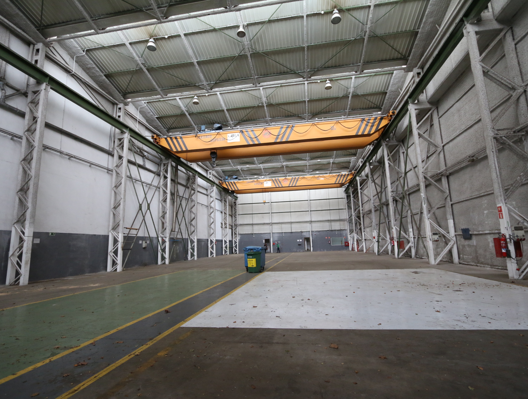 Pabellón industrial en venta en Polígono Usabal, Tolosa, Gipuzkoa