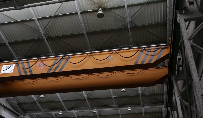 Excepcional pabellón de 985 m2 en alquiler en Polig. Usabal, Tolosa, Gipuzkoa 3