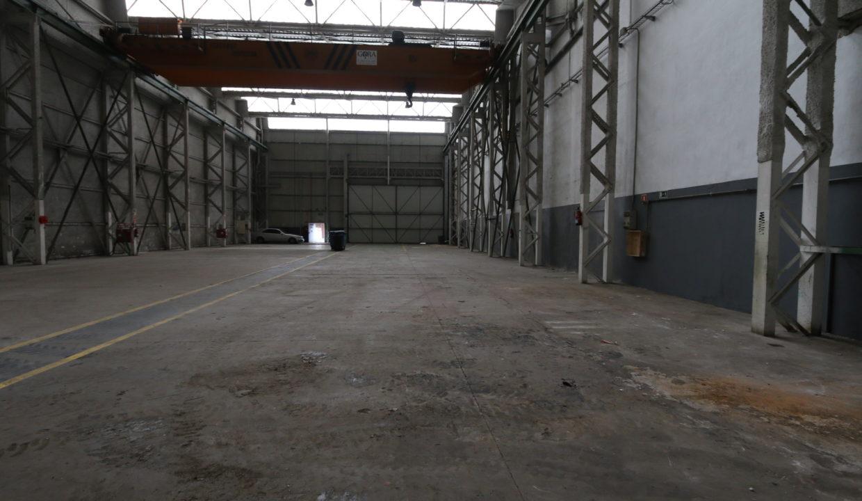 Excepcional pabellón de 985 m2 en alquiler en Polig. Usabal, Tolosa, Gipuzkoa 7