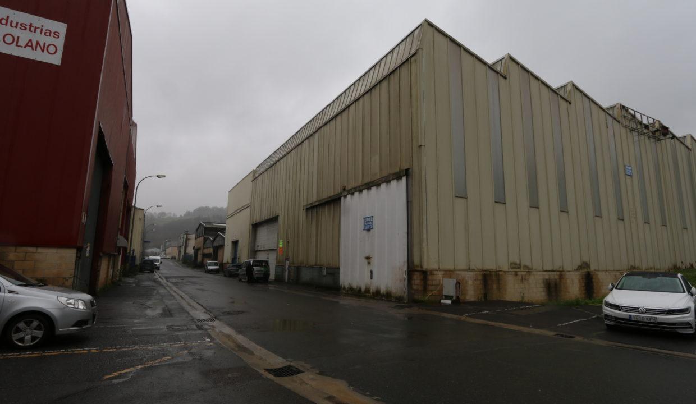 Pabellón industrial en venta en Polígono Usabal, Tolosa, Gipuzkoa 8
