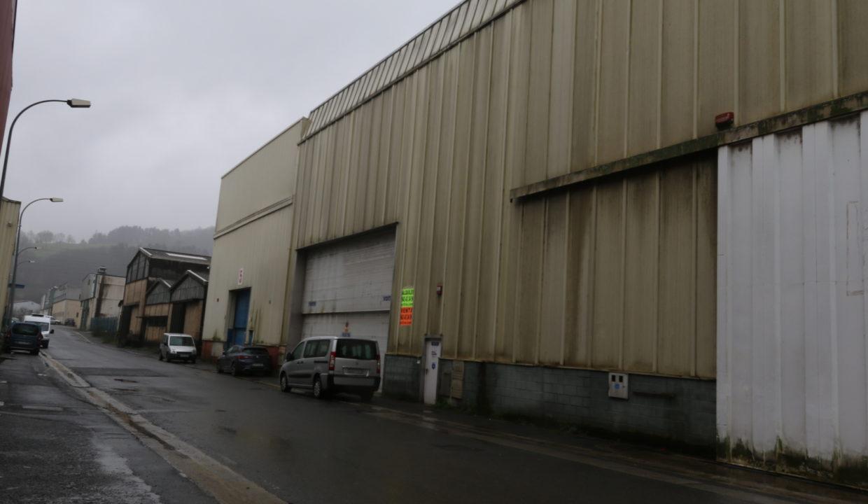 Excepcional pabellón de 985 m2 en alquiler en Polig. Usabal, Tolosa, Gipuzkoa 9
