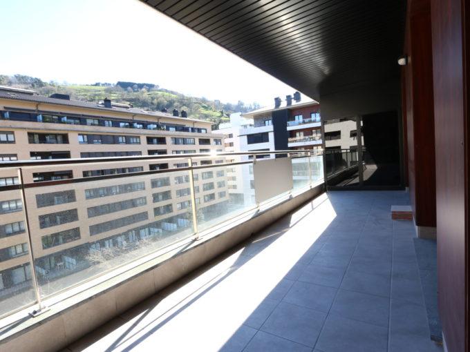 Piso a estrena con terrazas en Tolosa