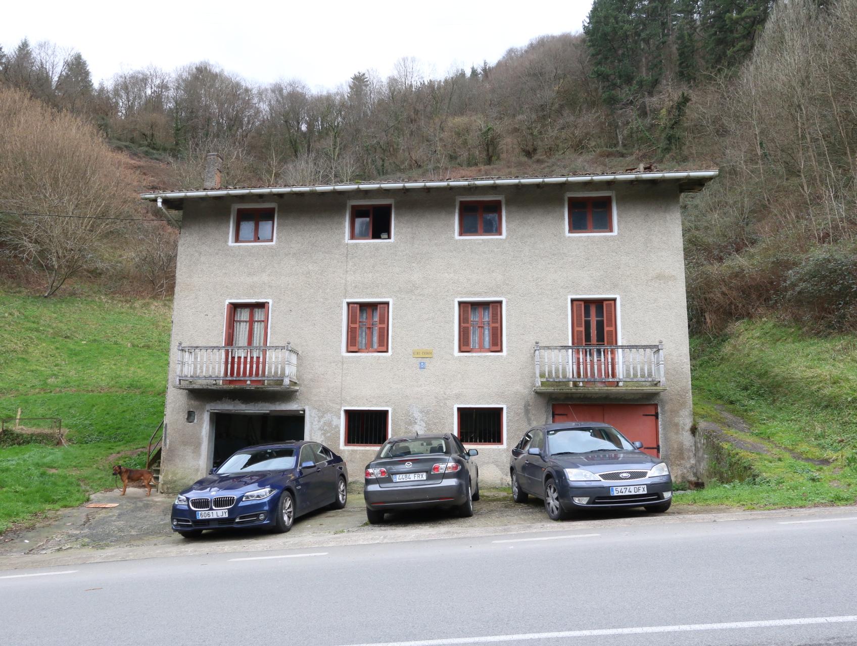Casa con 16m2 de terreno en Tolosa, Gipuzkoa