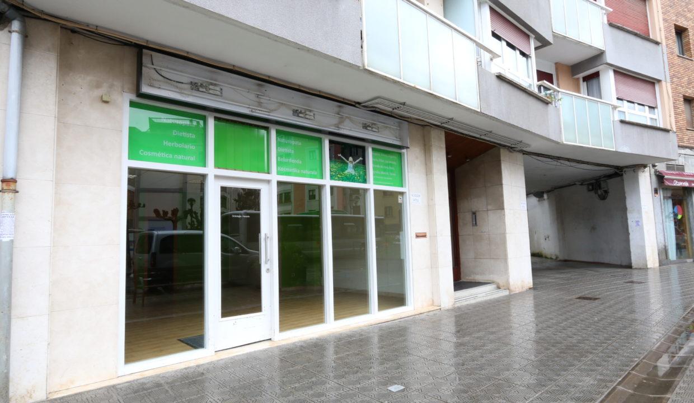 Local comercial junto a plaza de toros, Tolosa, Gipuzkoa 1