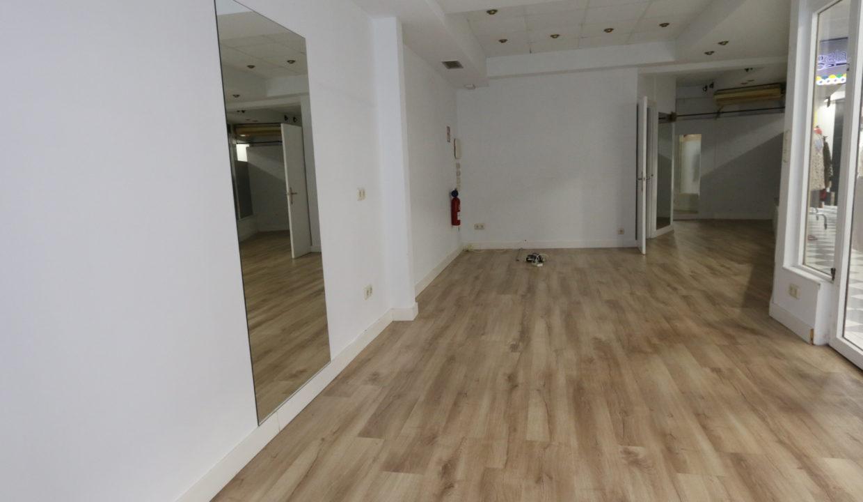 Local comercial de 50 m2 en calle Korreo, Tolosa, Gipuzkoa 1