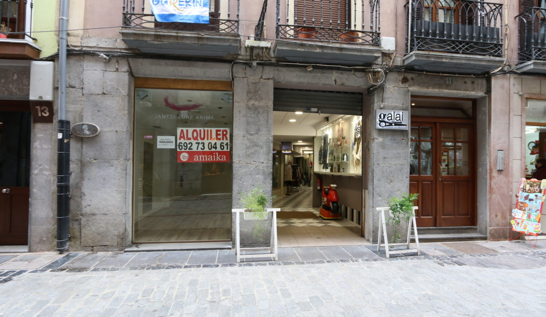 Local comercial de 50 m2 en calle Korreo, Tolosa, Gipuzkoa 9