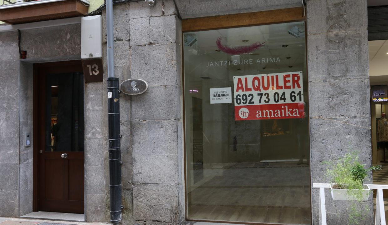 Local comercial de 50 m2 en calle Korreo, Tolosa, Gipuzkoa 10
