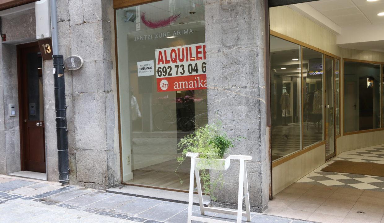 Local comercial de 50 m2 en calle Korreo, Tolosa, Gipuzkoa 11