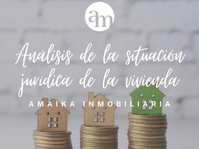 Analisis de la situacion juridica de la vivienda